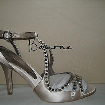 Brand New Bourne Vivienne Sandal - Blush -Size 8.5- Msrp  249.95 Photo