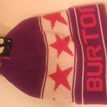 Brand New Burton Beanie  Photo
