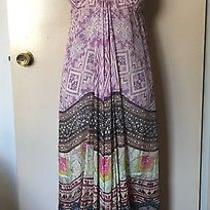 Brand New Camilla Franks Kaylana Shoestring Strap Dress Kaftan Size 2 Photo