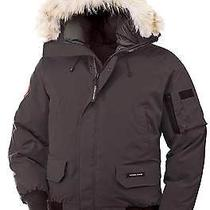 Brand New Canada Goose Men's Chilliwack Bomber - Graphite - S Photo