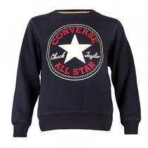 Brand New Childrens Converse Chuck Patch Crew Neck Sweatshirt Photo