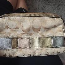 Brand New Coach Cosmetic Bag Photo