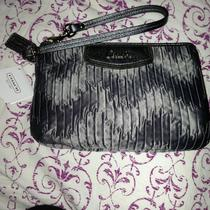 Brand New Coach Wristlet With Tag Photo