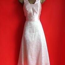 Brand New Coast Pearl Metallic Maxi Dress Size 10 Photo