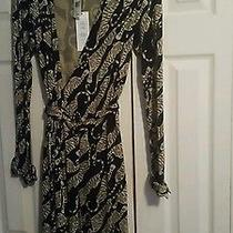 Brand New Diane Von Furstenberg Wrap Dress . Photo