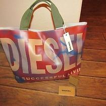 Brand New Diesel Bag  Photo