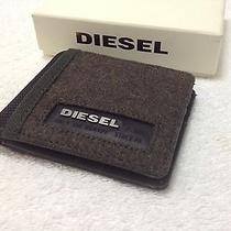 Brand New Diesel Men's Wallet on Sale 49.97 Photo