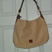 Brand New - Dooney & Bourke Calf Leather Bag in Year-Round