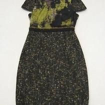 Brand New Elie Tahari Silk Tweed Dress Photo