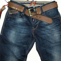 Brand New Exclusive Dsquared2 Men's Jeansgift Belt Size 29 Photo