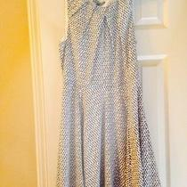 Brand New Express Keyhole Fit and Flare Dress Photo