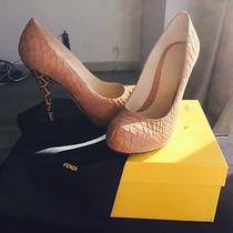 Brand New Fendi Pumps (Marked as an 8.5 but Fits Like an 8) Photo
