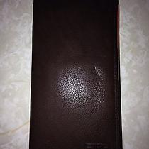 Brand New Fossil Check Book Photo