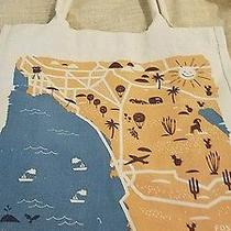 Brand New Fossil Cloth Tote Bag Photo