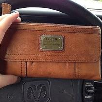 Brand New Fossil Wallet Photo