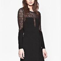 Brand New French Connection Layla Lace Dress Uk 6 Rrp 75 Photo