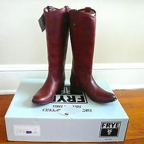 Brand New Frye Melissa Button Boot Cognac 8.5 Riding Boot Photo