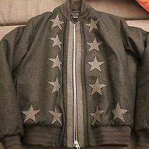 Brand New  Givenchy Star Wool Bomber Jacket Photo