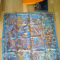 Brand New Hermes Scarf - New in Box Photo