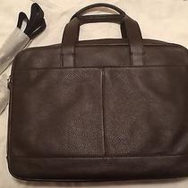 Brand New Hudson Bag by Coach Mahogany Leather Photo