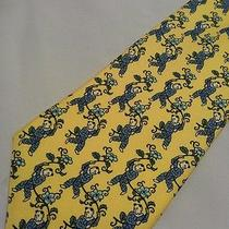 Brand New in Box Hermes Tie 7238 Ma  Photo