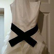 Brand New Ivory Vera Wang Dress  Photo
