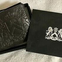 Brand New Juicy Couture Mens Wallet. Complt Wlabel and Price Tags. With Box Photo