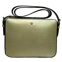 Brand New Kate Spade Crossbody in Luxurious Gold Photo