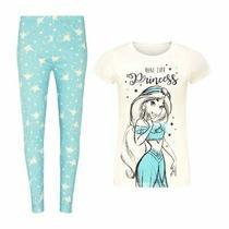 Brand New Ladies Disney Aladdin Pyjamas/pjs Size 18/20 From Avon Photo
