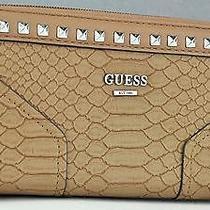 Brand New Ladies Women Nwt Wallet Purse Cognag Tough Luv Slg Photo