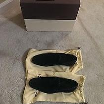 Brand New Louis Vuitton Men's Suede Loafers Photo