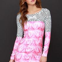 Brand New Lulu's Dress. Bodycon. Xs Photo