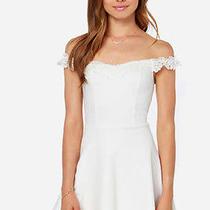 Brand New Lulu's White Dress Photo