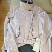 Brand New Lululemon Pedal Power Jacket Nwt Blush Pink Size 4 Gym Yoga Run Biking Photo