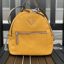 Brand New Marigold Guess Backpack Photo
