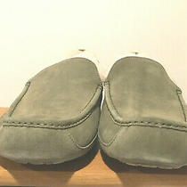 Brand New Men's Ugg Moccasin Suede Slip-on Slippers - Size 17 Photo