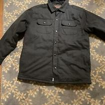 Brand New Mens Large Gray Rugged Elements Quilt  Lined Shirt Jacket Photo
