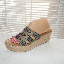 Brand New Minnetonka Platform Sandals sz.10 Photo