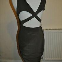 Brand New Miss Blush Size 12 Brown Dress Photo