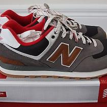 Brand New - New Balance 574 Canteen Pack Ml574cag Classic Gum Sole Size 10 Photo