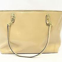 Brand New New Michael Kors Jet Set Chain Item Ew Chain Tote Leather Nude 268 Photo