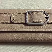 Brand New Nine West Quartz Bristo Leather Wallet for Women's Photo