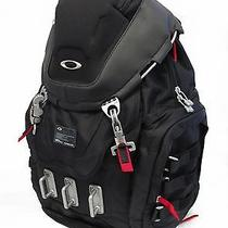 Brand New Oakley Kitchen Sink Backpack Black 92060 - Nwt Photo