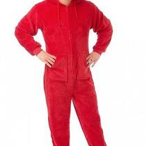 Brand New One Piece Footed Pajamas for Men With Drop Seat/ Hoodie by Big Feet Photo