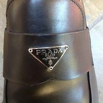 Brand New Prada Dress Shoes  Men's Size 11 Photo