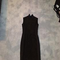 Brand New Prada Suede Dress Size 38 Photo