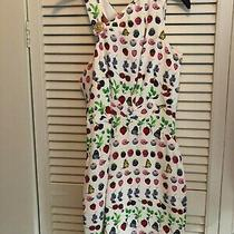 Brand New Rare Versace X h&m Cruise Collection Silk Dress.  Uk 12 Photo