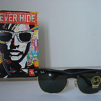 Brand New Ray Ban 4175 Oversized Clubmaster Sunglasses Photo
