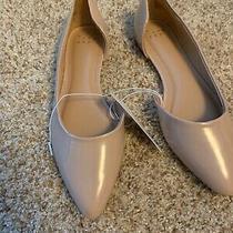Brand New Size 7.5 Women's Mohana Pointed Toe Ballet Flats (Blush) Photo