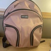 Brand New Steve Madden Medium Nylon Backpack Blush 88 Photo
